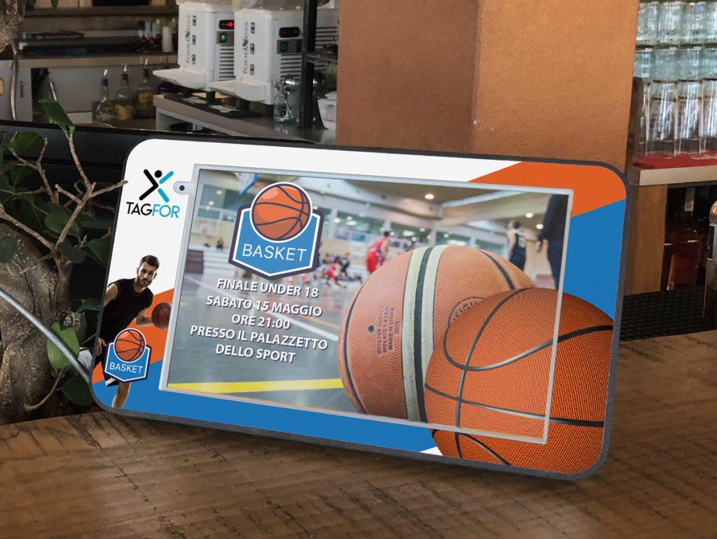 Tagbox Basket