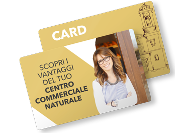 card Centro Commerciale Naturale